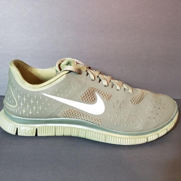 pretty nice 7e480 d56b9 Nike Free Run 4.0 V2 SZ 10 Iguana Green 511472 203.  M_5b94043404e33d82d67bb5cc